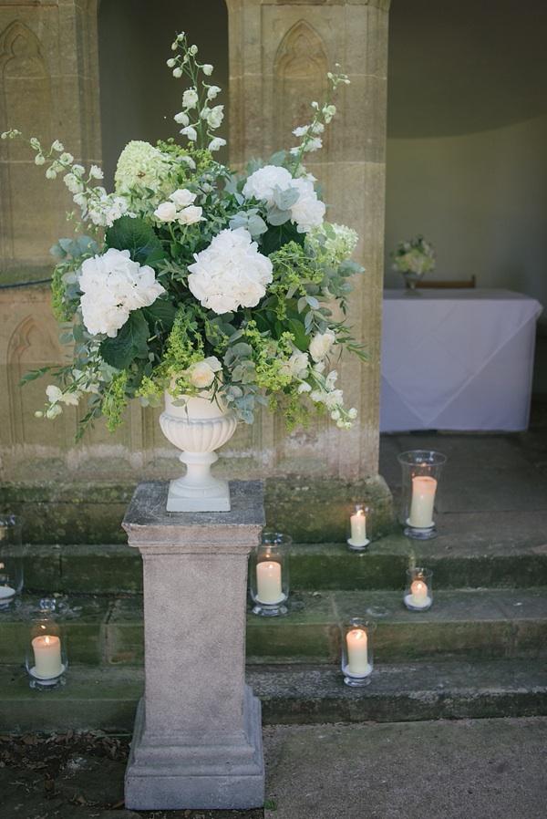 candles for wedding venue entrance styleandthebride.co.uk - riamishaalgalleries.com