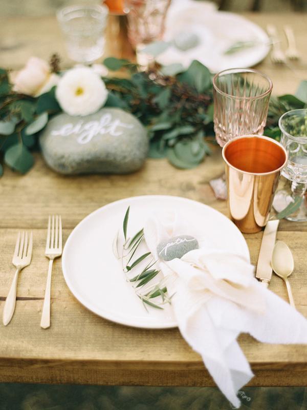 wedding place cards 100layercake.com - brumleyandwells.com