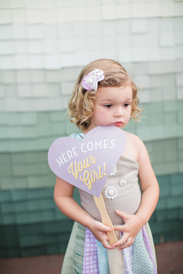 cute signs for flower girls and page boys ruffledblog-com-angelazion-com