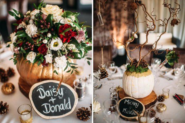pumpkin wedding centrepieces rockmywedding-co-uk-hannah-may-co-uk