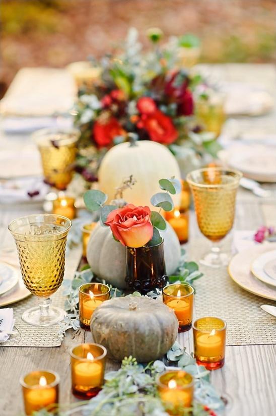 pumpkin wedding centrepieces weddingchicks-com-amandadumouchellephotography-com