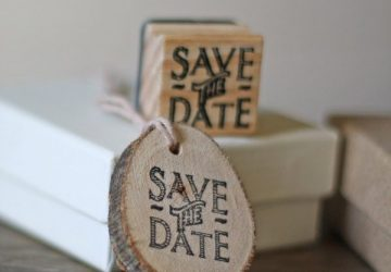 stamps at your wedding available from @theweddingomd theweddingofmydreams.co.uk - luggage tag for favours