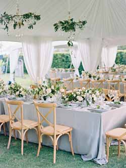 olive green and grey wedding decorations and ideas