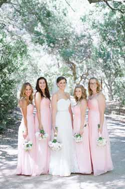 Pretty Pink Wedding Decorations And Ideas