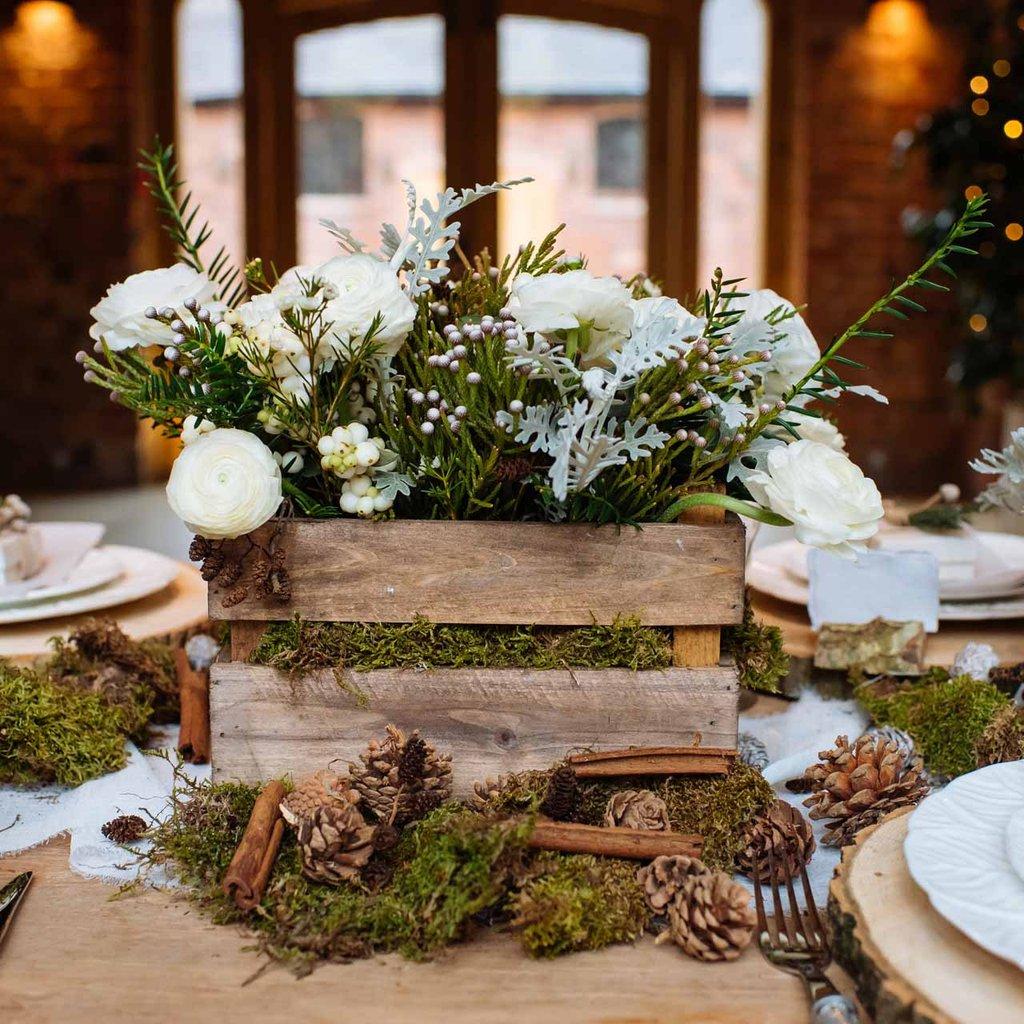 Top 10 Winter Woodland Wedding DecorationsThe Wedding of