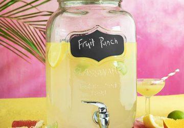 glass-drinks-dispenser-with-chalkboard