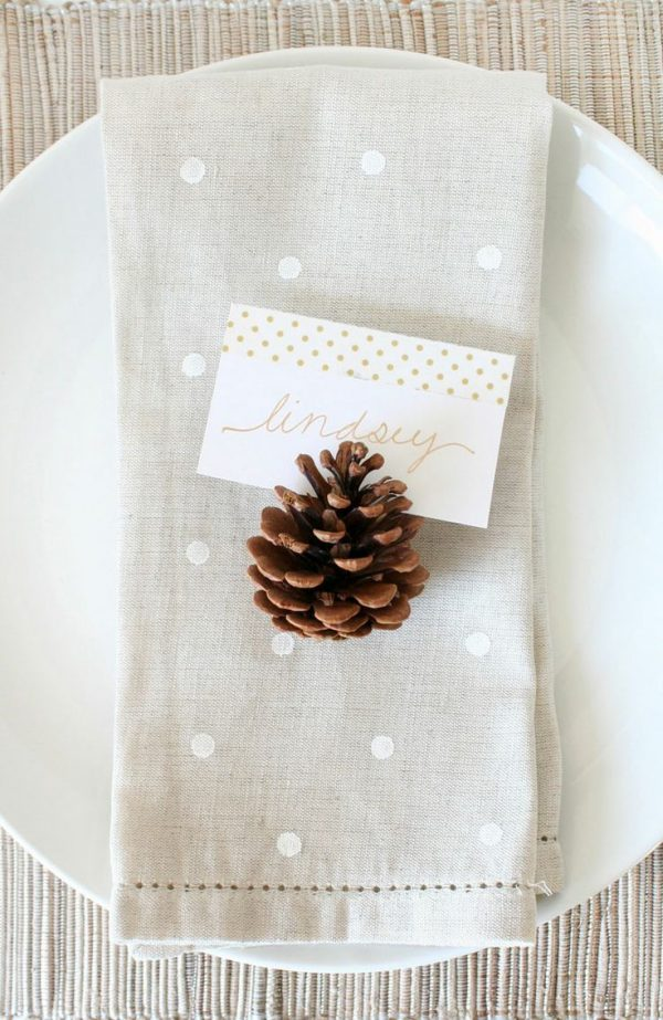 Christmas Wedding Place Settings theperfectpalette-com-marisamakes-storenvy-com