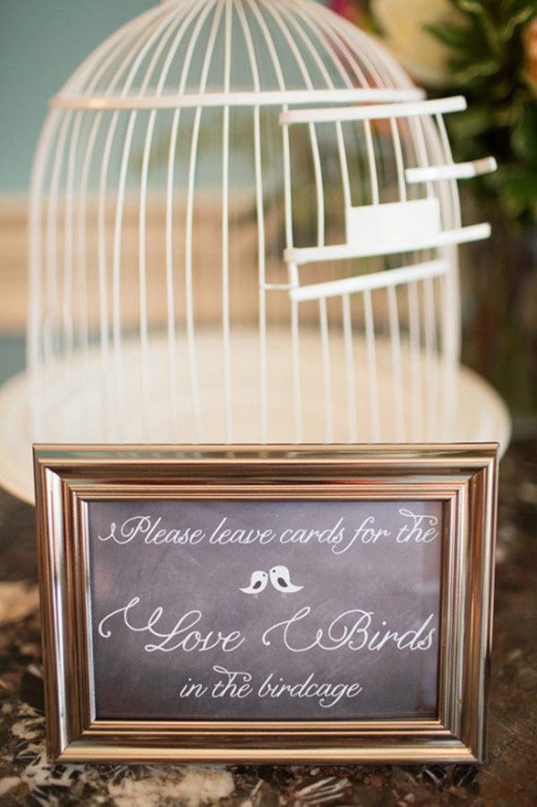 10 Ways To Include Birds And Birdcages At Your Wedding weddingchicks-com-katelynjames-com