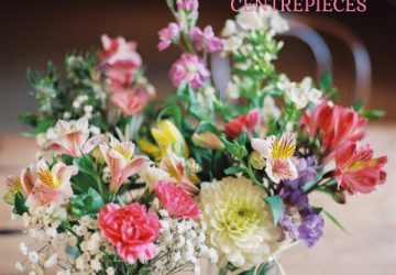 10 swoon worthy spring wedding centrepieces