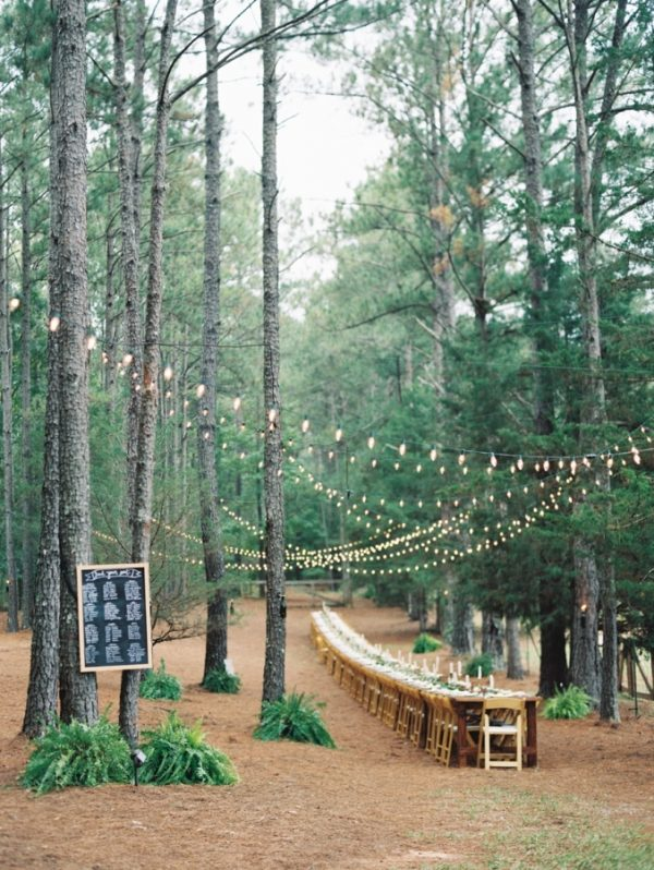 The Best Aisle Decorations For Outdoor Ceremonies stylemepretty.com - lauragordonphotography.com