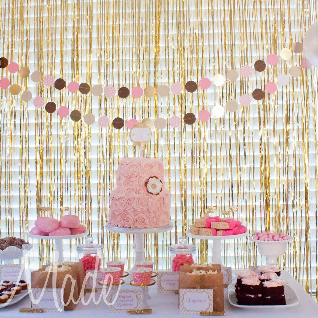 gold_curtain_backdrop_1024x1024Top 10 Wedding Cake Table Decorations available to buy online from @theweddingomd