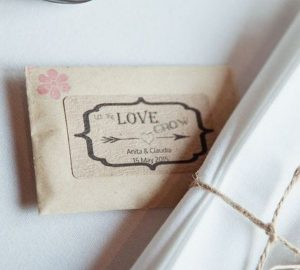 Let Love Grow Wedding Favours available to buy online from @theweddingomd - Perfect For A Spring Wedding available to buy online from @theweddingomd let_the_love_grow_wedding_favour_stickers_5_1024x1024
