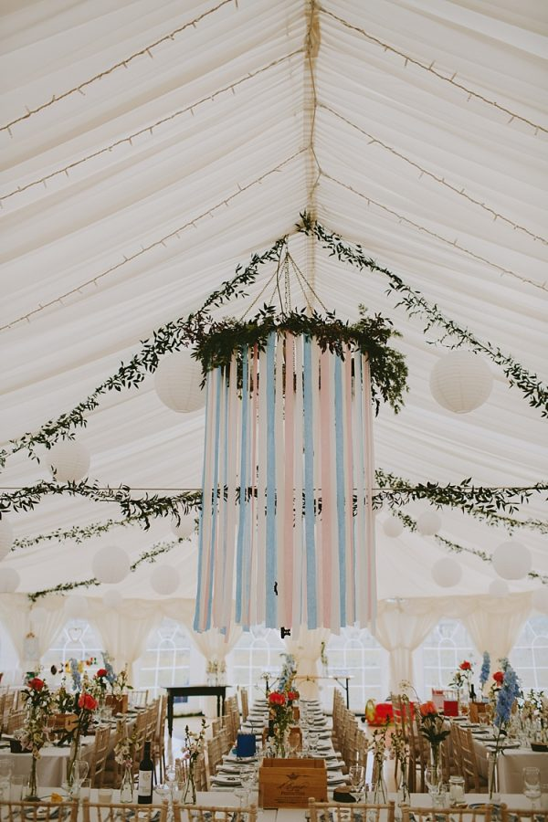 marquee wedding decorations hanging ceiling