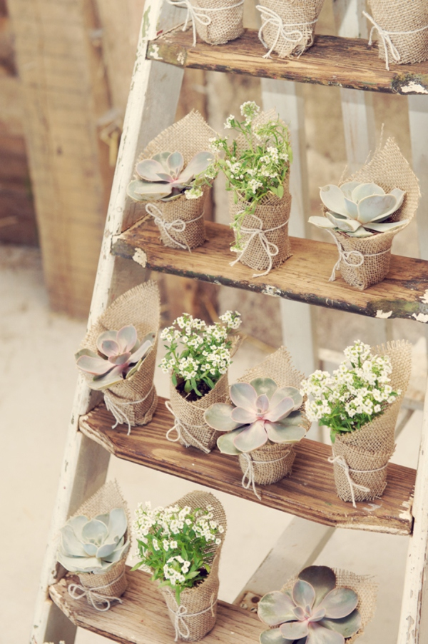 Let Love Grow Wedding Favours - Perfect For A Spring Wedding whimsicalwonderlandweddings.com - rebeccadouglas.co.uk