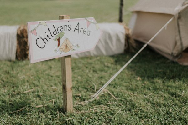 Ideas For Children's Tables At Weddings rockmywedding.co.uk - scuffinsphotography.com