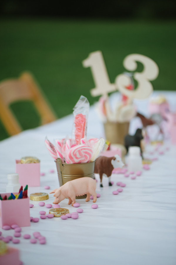 Ideas For Children's Tables At Weddings stylemepretty.com - jenfariello.com
