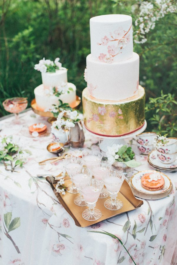 Summer Wedding Dessert Tables - Ideas and Inspiration fabmood.com - pshefter.com