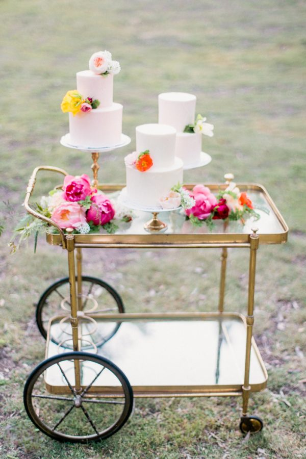 Summer Wedding Dessert Tables - Ideas and Inspiration greylikesweddings.com - exquisitrie.com