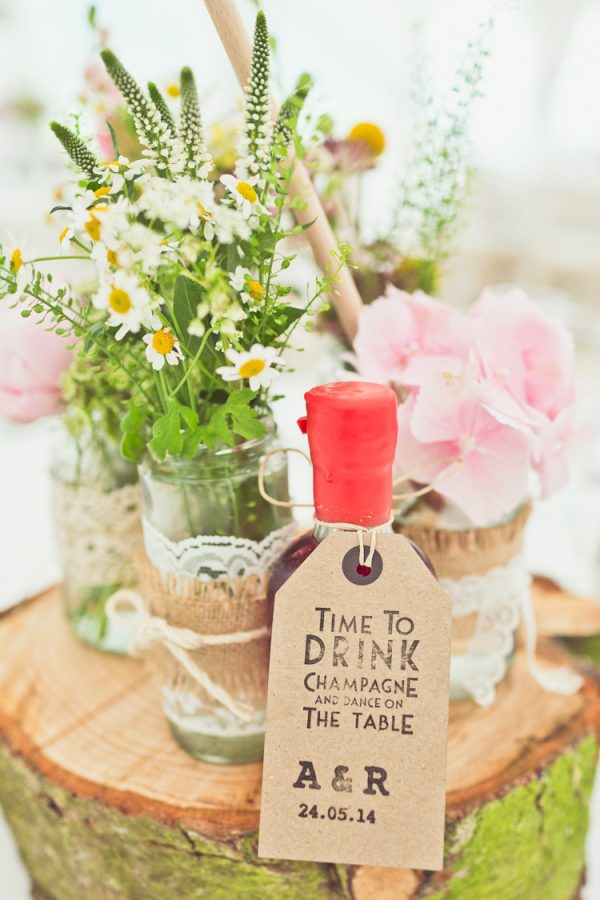 Creative Ways To Use Luggage Tags At Your Wedding whimsicalwonderlandweddings.com - carlybevan.co.uk