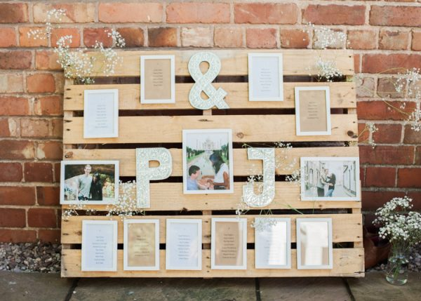 15 Wooden Pallet Wedding Ideas whimsicalwonderlandweddings.com - heleddroberts.co.uk