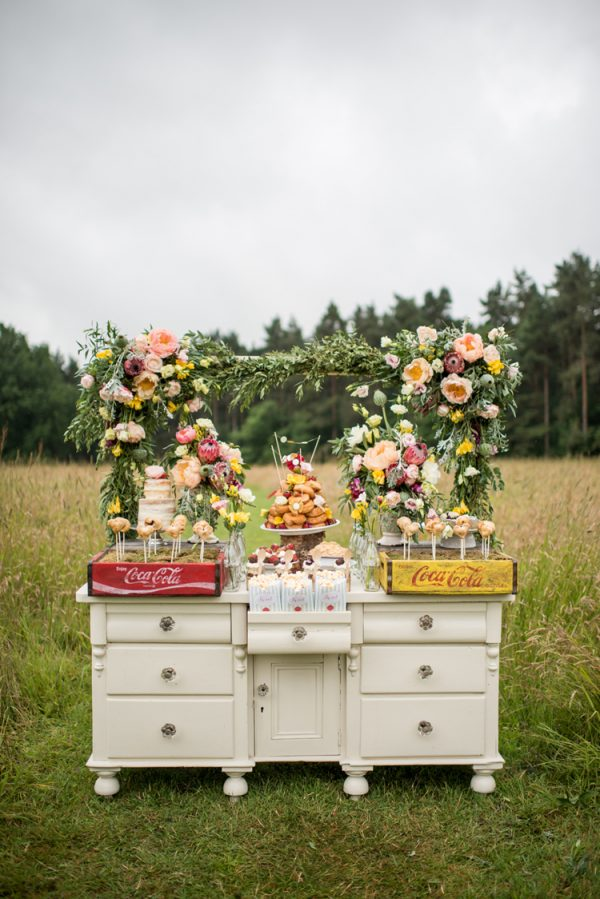 Summer Wedding Dessert Tables - Ideas and Inspiration whimsicalwonderlandweddings.com - jbcreatives.co.uk