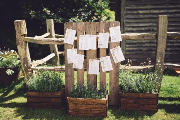 15 Wooden Pallet Wedding Ideas whimsicalwonderlandweddings.com - jennawoodward.com