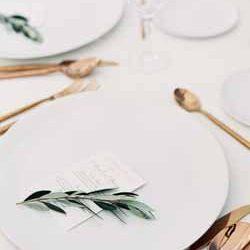 copper wedding ideas decorations