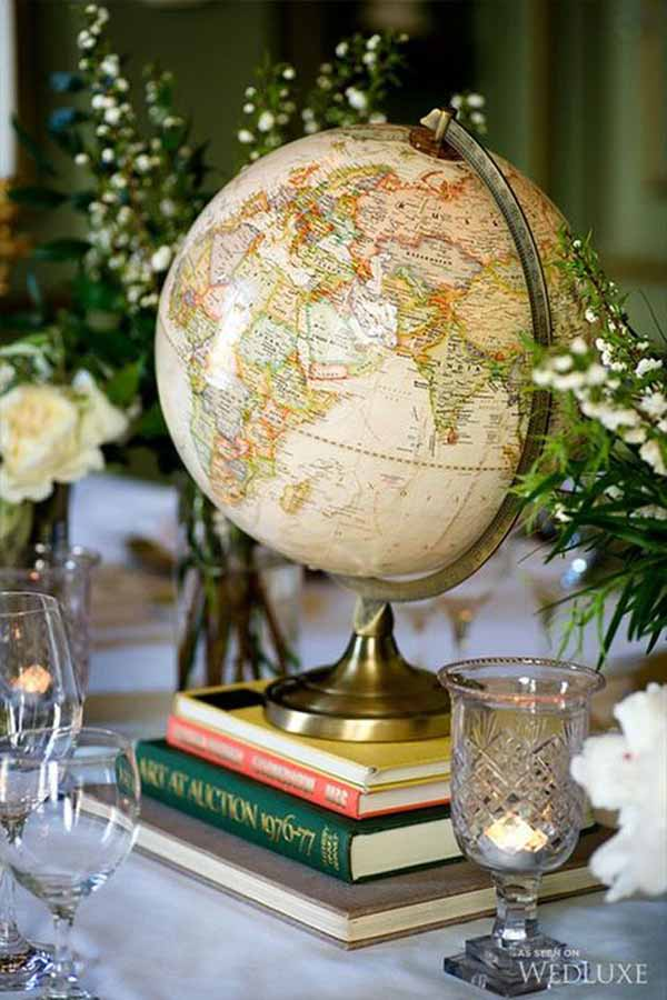 20 Awesome Travel Themed Wedding Ideas Uk Wedding
