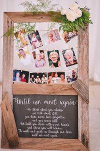 marquee wedding entrance ideas photo displays