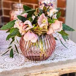 Dusky Pink And Gold Wedding Decorations Ideas