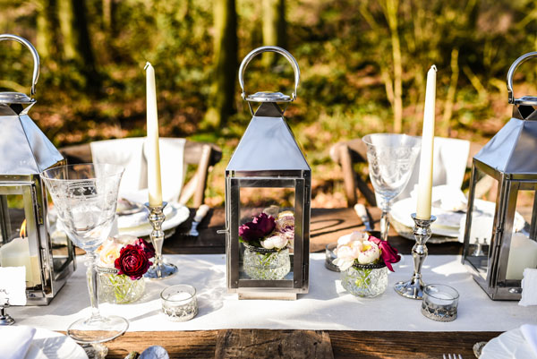 silver lantern wedding centrepieces laid back elegance all for sale from the wedding of my dreams 2