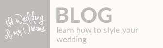 The Wedding of My Dreams: BLOG