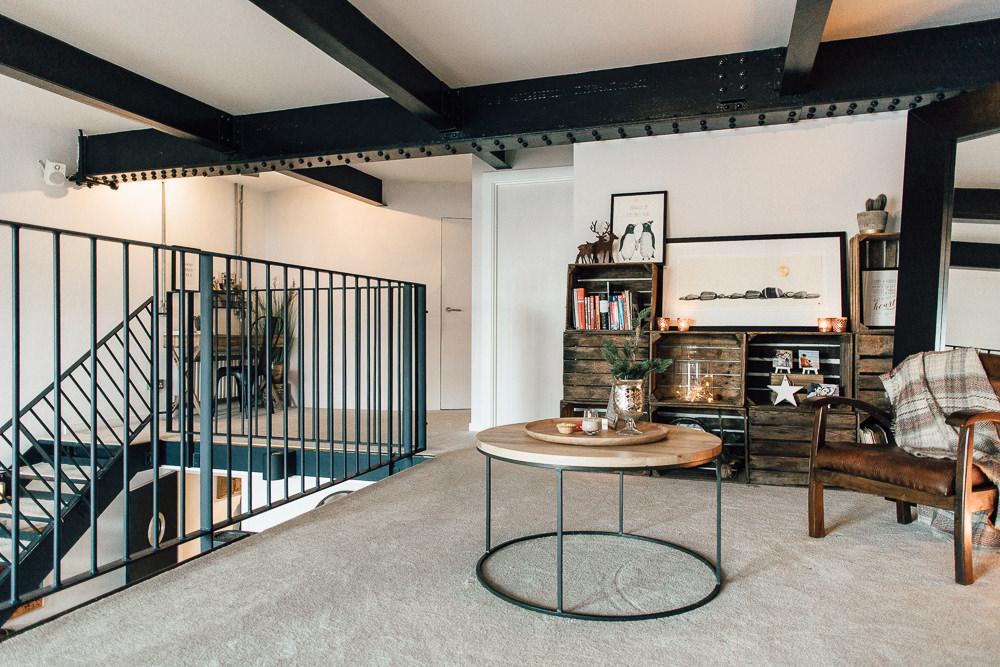 Industrial Living loft apartment (21)