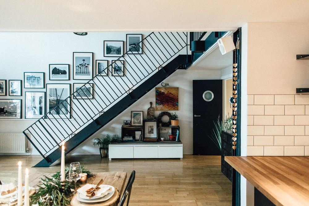 Industrial Living loft apartment (4)