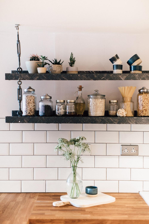 Industrial Living loft apartment Kitchen (48)