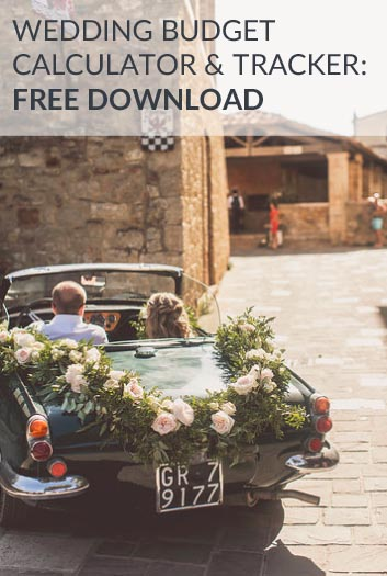 Wedding budget calculator and tracker free download