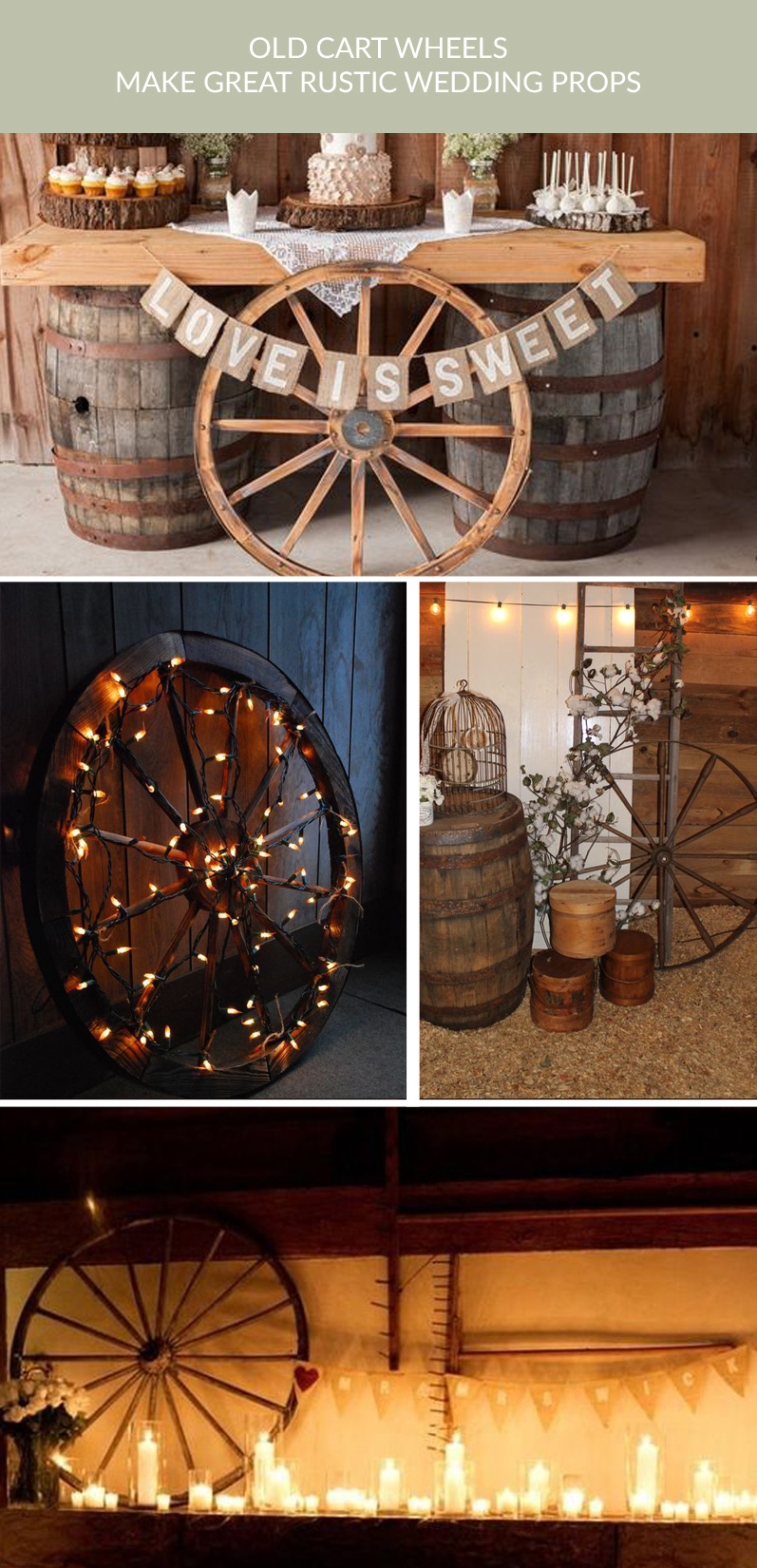 old cart wheels rustic wedding props buy rustic cart wheels The Wedding of my Dreams