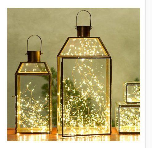 Diy Summer Wedding Decorations With Led Lights