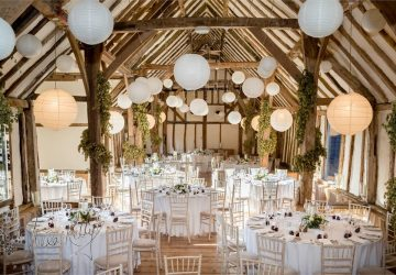 Winters Barn Rustic Wedding Venue
