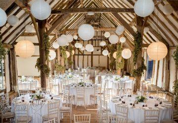 Winters Barn Rustic Wedding Venue
