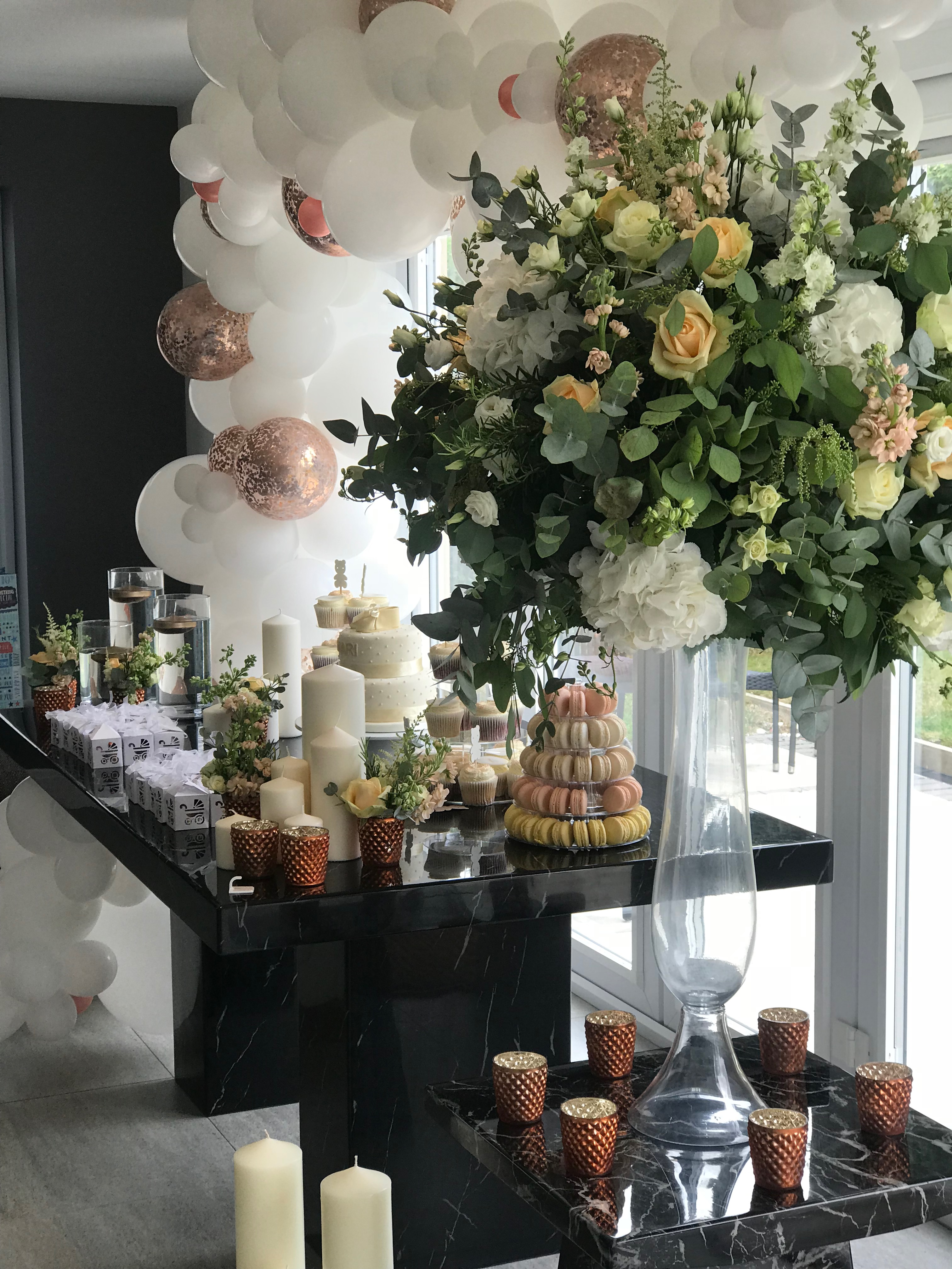 copper white and green wedding ideas The Wedding of my Dreams