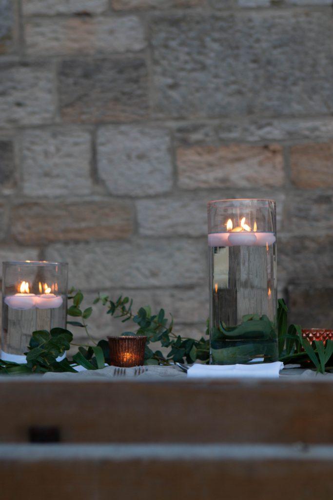 grey and copper wedding colour theme autumn wedding ideas