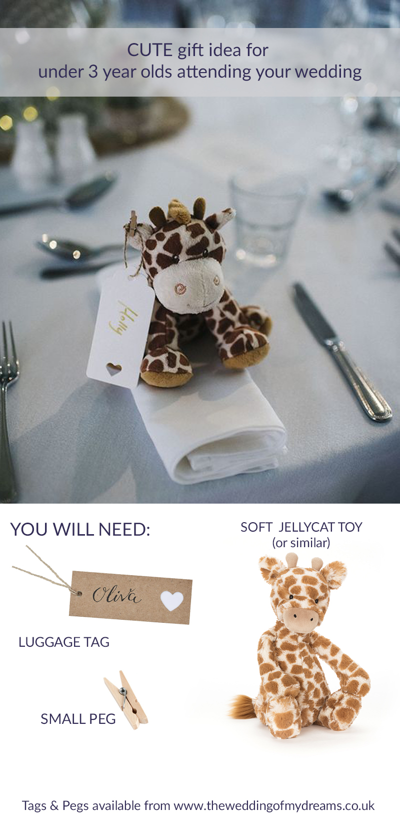wedding gifts for babies under 3 years old