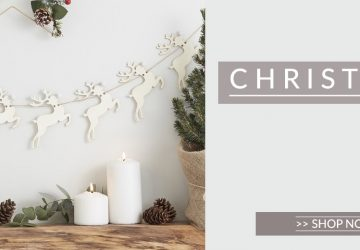 CHRISTMAS WEDDING DECORATIONS