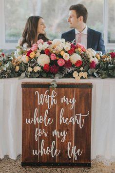wedding signs The Wedding of my Dreams (1)