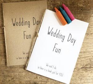 childrens wedding activity books download