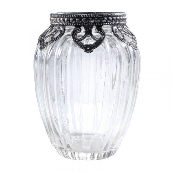 clear_glass_vase_with_metal_rim