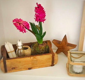 wooden brick mould ideas potted plant